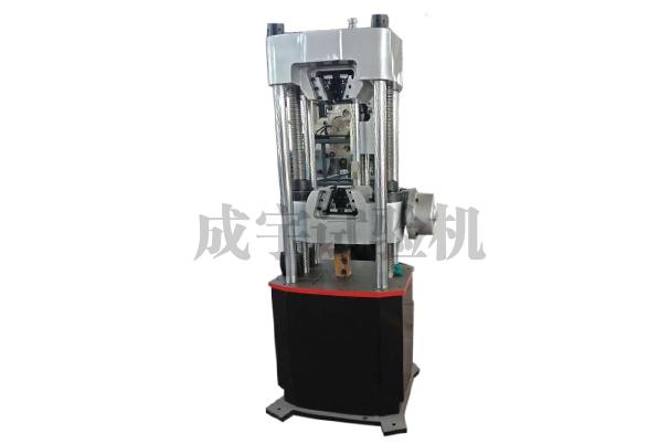 上海WAW-100G液压万能试验机