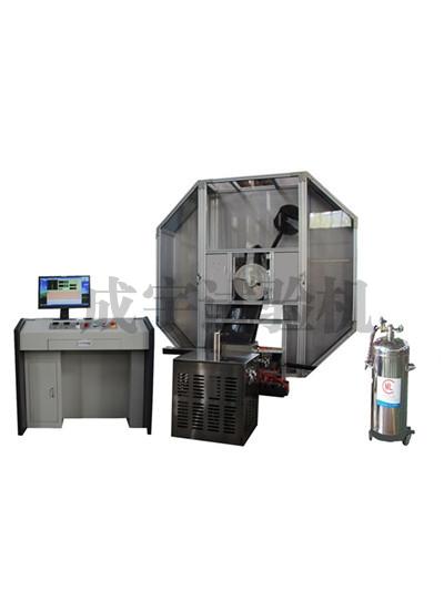 上海JB-450C低温全自动送料摆锤试验机